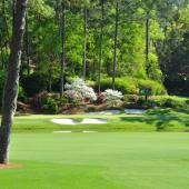 Masters Golf Four Day Private Home Experience for Four